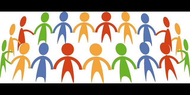 Circle, Community, Hands