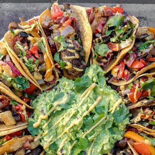 Taco Pizza [Vegan, Gluten-Free] Recipe