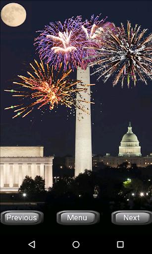 July 4th Fireworks Pro