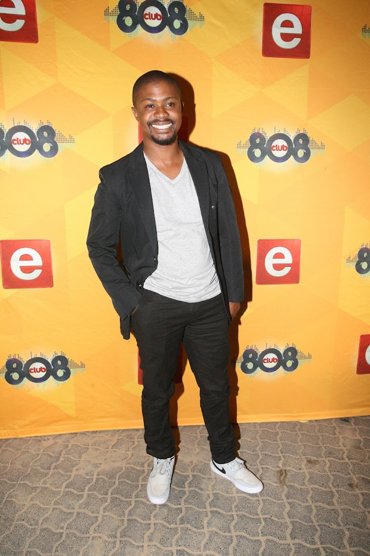 Scandal! actor Kagiso Modupe is now an author.