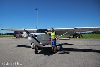 Photo: Captain Skifte førte oss trygt til Trollhättan