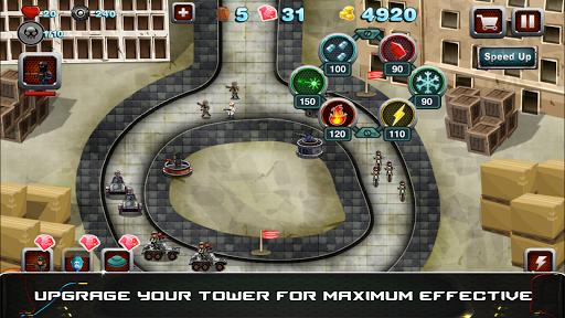 TD Zone: King Of Tower Defense Strike Rush 1.5 screenshots 2