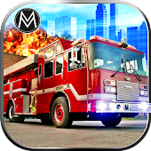 World of FireFighter: 2017 3D