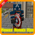 Pocket Heroes Mod for MCPE Icon