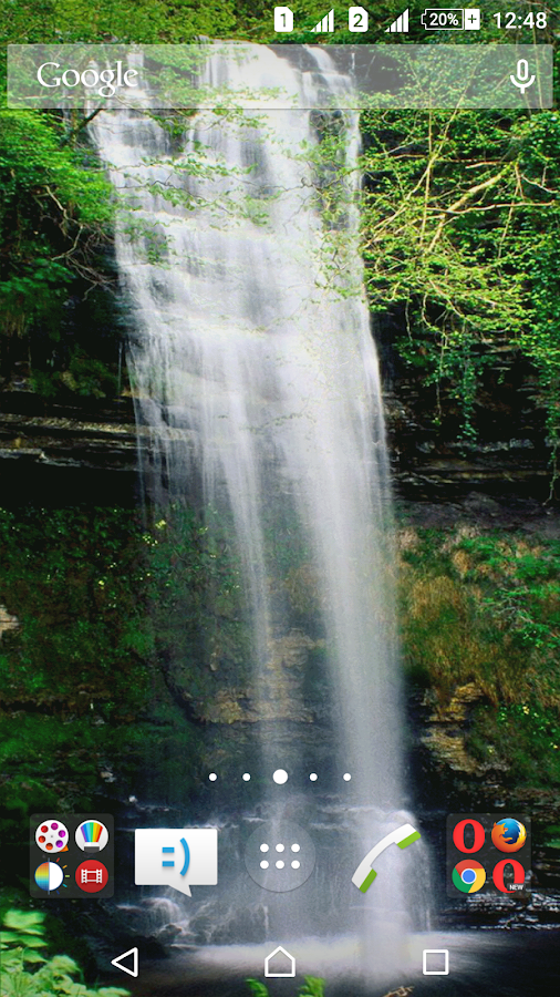 Waterfall 2.0 Live Wallpaper - Android Apps on Google Play