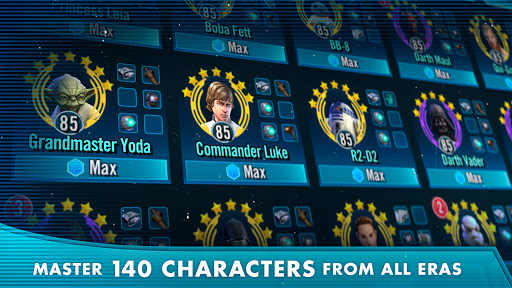 Star Warsu2122: Galaxy of Heroes 0.20.612082 screenshots 4