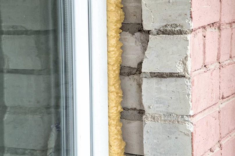 Ocieplanie ścian pianką poliuretanową