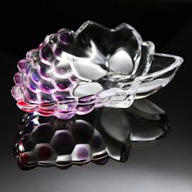 glass bowl  by Momo Mustafa - Artistic Objects Glass (  )