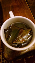 Photo: Coca Tea upon my arrival