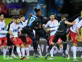 Club Brugge zag tegen KV Kortrijk Simon Deli uitvallen
