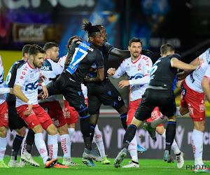 Un cadre du Club de Bruges pourrait être absent face au PSG