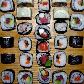 Perfect Sushi Rice.