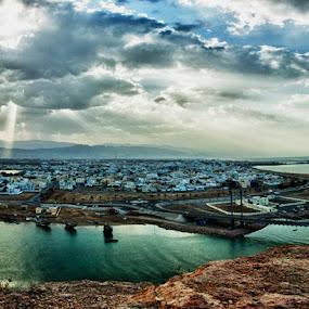 Sur City by Andi Halil - Landscapes Mountains & Hills