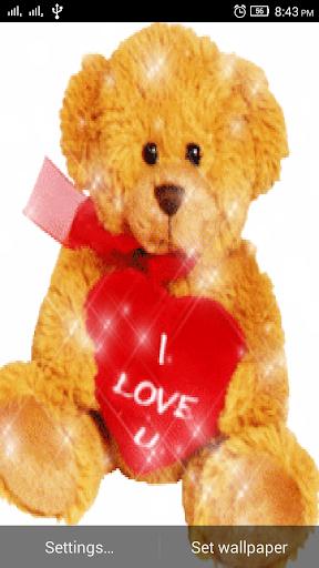 3d Teddy Bear Live Wallpaper Apk Download Apkpure Co