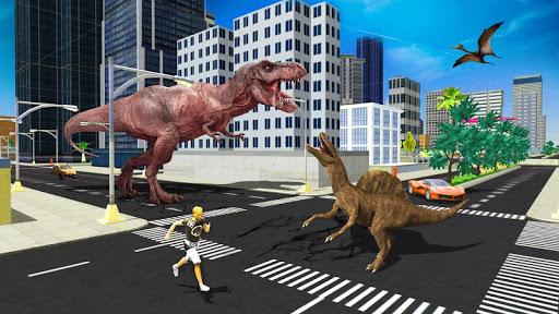 Dinosaur Games Simulator 2018  captures d'u00e9cran 7