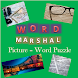 Word Marshal: Picture Word Game Puzzle, Brain Game