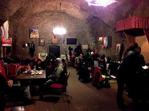 Photo: Spanie w sali rycerskiej  fot.Danek