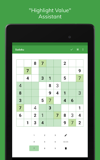 Sudoku - Free & Offline 2.2.2 screenshots 19