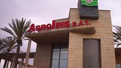 Sede central de Agroiris en El Ejido.