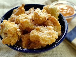Country Fried Cauliflower Recipe
