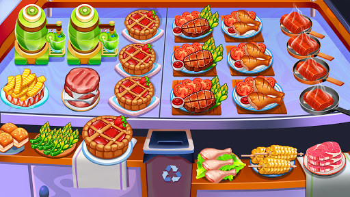 Food Fever - Kitchen Restaurant & Cooking Games 1.07 screenshots 1