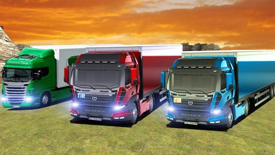 Truck Hrdina Simulace Jízda 2 - náhled