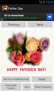 Happy Father's Day- screenshot thumbnail