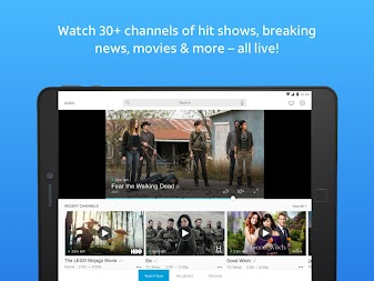 AT&T WatchTV APK screenshot thumbnail 2