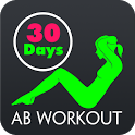 30 Day Ab Fitness Challenges icon