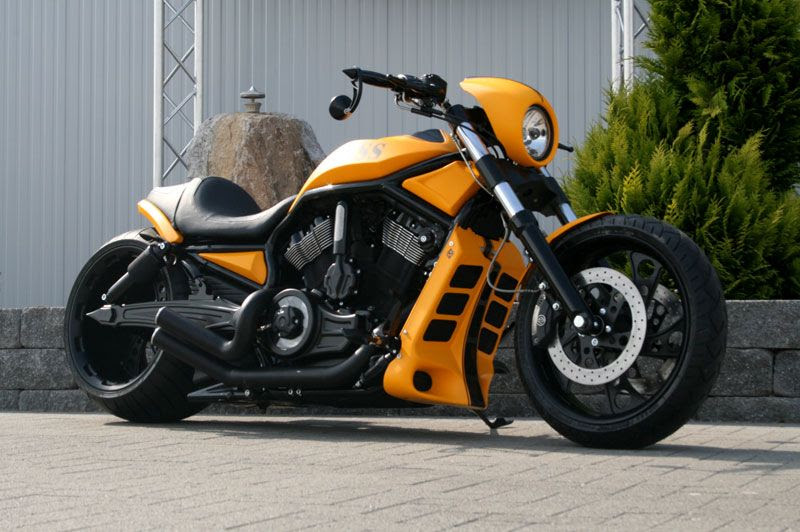 "Harley Davidson Night Rod ""Fat Ass"" by No Limit Custom"