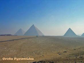 Photo: De drie Piramides