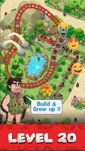 Stone Park: Prehistoric Tycoon  screenshots 3