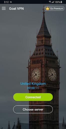 Goat VPN - Secure VPN & Super Fast Free VPN Proxy