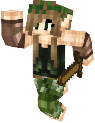 ~PHOENIXTALON CREATIONS~ Original skin is NOT mine! I just edited the hair and made it for player skins.