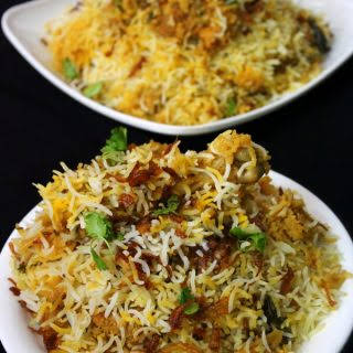 Chicken Biryani Recipe Restaurant Style.