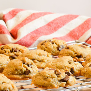 Coconut Chocolate Chip Walnut Cookies Recipe