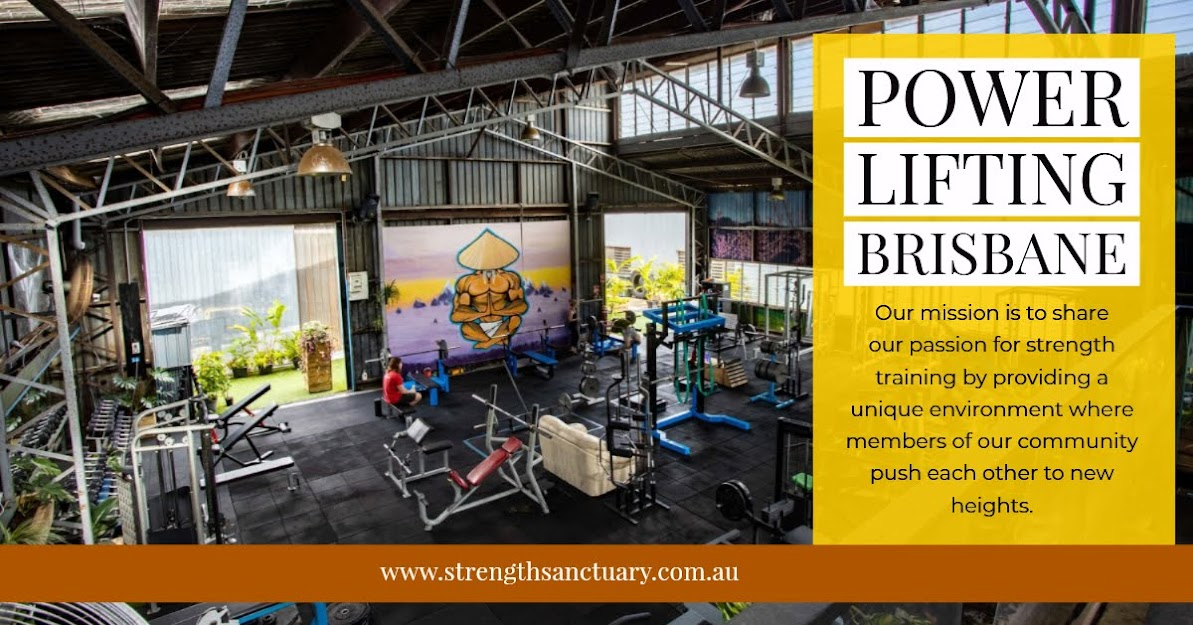Power Lifting Brisbane