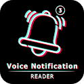 Voice Notification Reader For Whatsapp icon