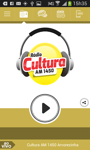 Cultura AM 1450 Arvorezinha