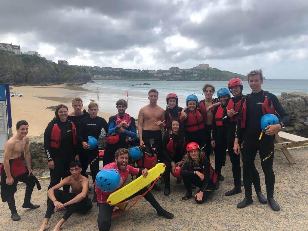 Sprachreise Cornwall 2019