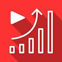 Sub4sub Booster - Real sub for sub, views & likes. icon