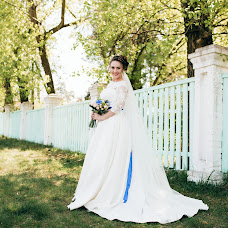 Wedding photographer Yuliya Velichko (Julija). Photo of 04.05.2017