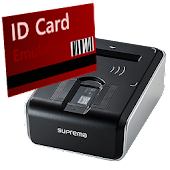 Suprema HQ - NFC ID Card Demo