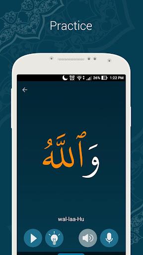 Learn Quran Tajwid screenshot 4