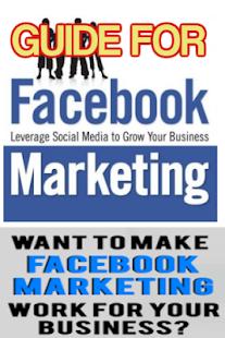 Guide for Facebook Marketing - náhled