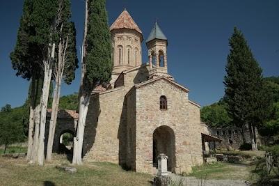 Das Kloster Ikalto gehörte lange zu den bedeutendsten Lehranstalten Georgiens.