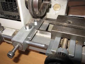 Photo: réglable , bien utile pour les longs chariotage