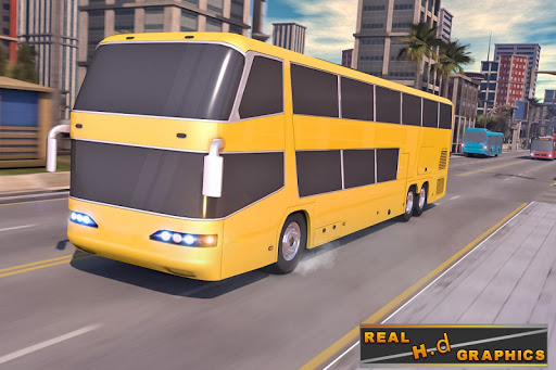 Offroad Bus Game 1.0 screenshots 14