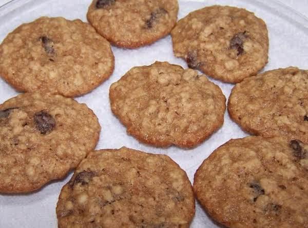 Oatmeal Raisin Spice Cookies Recipe
