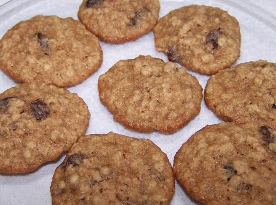 Fast Food Oatmeal Cookies